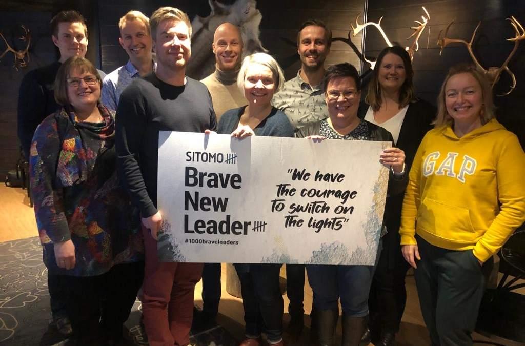 Miksi osallistuisin Brave New Leader™ valmennukseen?