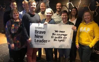 Brave New Leader – se minusta kuoriutui
