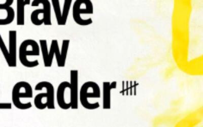 Mistä rohkeassa johtajuudessa pohjimmiltaan on kyse?