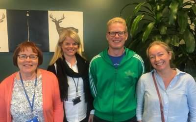 Sitomo tukemassa Tampereen Sähkölaitoksen esimiestyön uudistamista