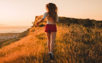 Juokse kuin tyttö – johda kuin nainen